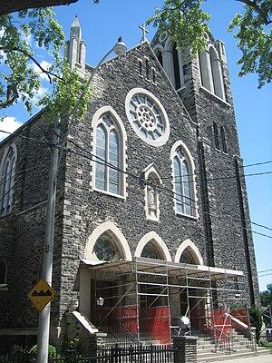 Arthur W. Holmes - Image: St Francis, Toronto