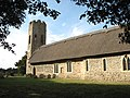St Mary's church, Ashby, Suffolk - geograph.org.uk - 1507386.jpg