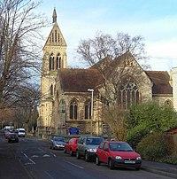 St Phillips and St James, Painswick Road, Cheltenham - geograph.org.uk - 1127393.jpg