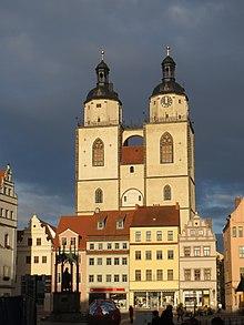 Lutherstadt Wittenberg Wikipedia