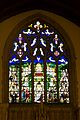 Stained glass window, St Peter's Church, Winchester.jpg