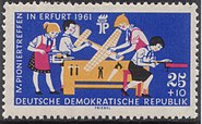 Stamps of Germany (DDR) 1961, MiNr 829
