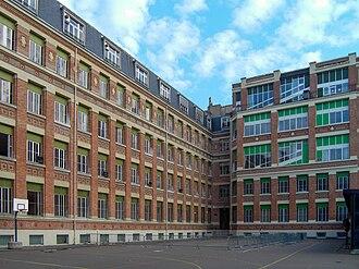 Collège Stanislas de Paris - Image: Stan 4