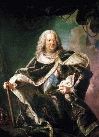 Un giorno di regno - King Stanislaus I of Poland who is impersonated by the opera's protagonist