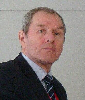 Vyacheslav Starshinov - Starshinov in 2011