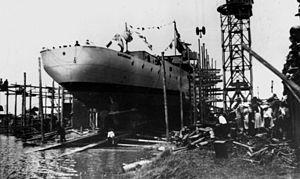 Maryborough, Queensland - Ship building along the Mary River