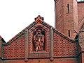 Statue, St Dunstan's, Earle Road.jpg