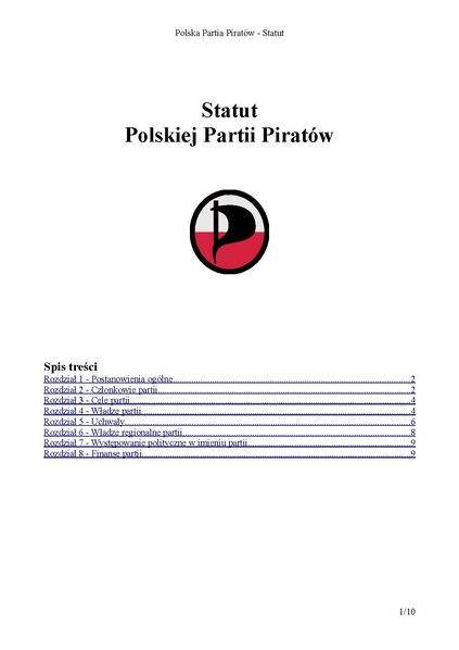 File:Statut Polskiej Partii Piratów.pdf