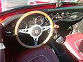 Steering wheel MG MIDGET 1 Cabrio Baujahr 1963.JPG