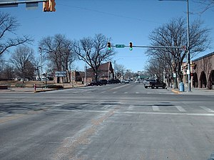 Sterling, Colorado - Main Street