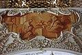 Stift Ossiach Abt Wernher vn Ossiach erhält vn der Muttergottes drei heilsbringende Kristallkugel.JPG