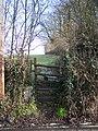 Stile on Penshurst Road - geograph.org.uk - 1690943.jpg