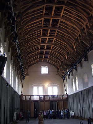 Bastian Pagez - Bastian's entertainment in the Great Hall at Stirling Castle caused a diplomatic incident