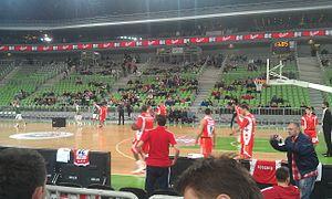 Arena Stožice - Image: Stožice 2