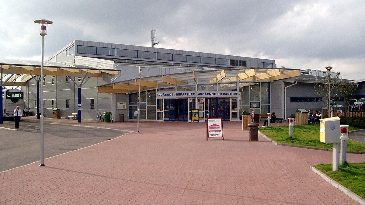 Bildresultat för skavsta airport