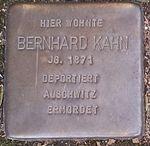 Stolperstein Bernhard Kahn Offenburg.jpg
