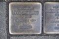 Stolperstein Duisburg 500 Hochfeld Moritzstraße 14 Hugo Steinweg.jpg