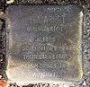Stolperstein Falkentaler Steig 16 (Hermd) Ida Arndt.jpg