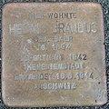 Stolperstein Gießen Weidengasse 18 Hedwig Brandus.JPG
