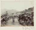 Stone Bridge at Nagasaki Built by Portuguese A.D. 1587 (1860s albumen print by Felice Beato).png