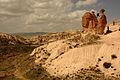 Stone snail rock formation in Devrent Valley, Cappadocia - Turkey.jpg
