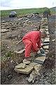 Stonemason at work - geograph.org.uk - 479834.jpg