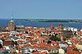 Stralsund, Blick von der Marienkirche (2013-07-07-), by Klugschnacker in Wikipedia (6).JPG