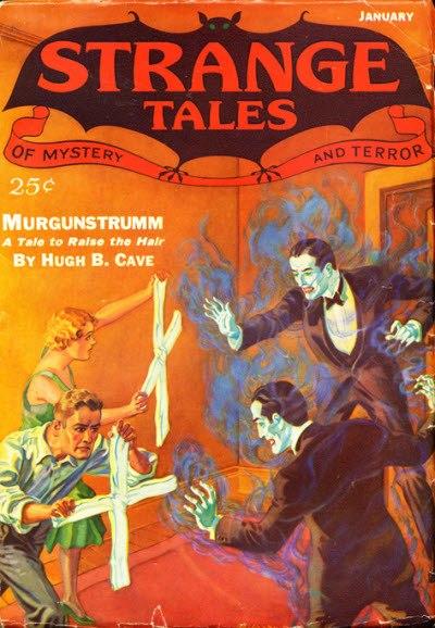 Strange tales 193301