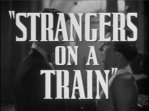 English: Trailer title shot for Alfred Hitchco...