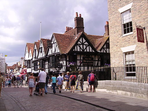 Street in Canterbury 11