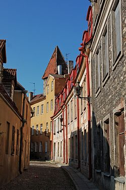 Streets of the Old Town of Tallin, Estonia, Northern Europe-2.jpg