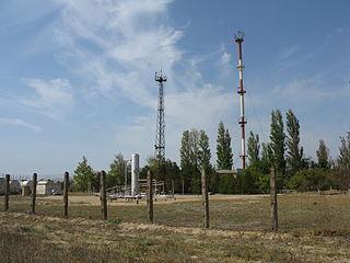 Strilkove Rural locality in Kherson Oblast, Ukraine