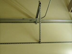 Strut channel - Image: Strut Shelf
