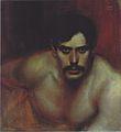 Stuck - Männliche Porträtstudie (Das böse Gewissen) - c. 1896.jpeg