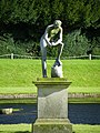 Studley Royal - Euricles and the Tortoise - geograph.org.uk - 1005877.jpg