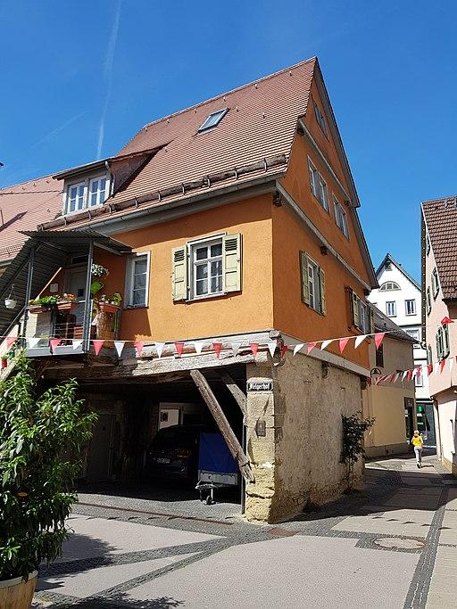 Stuttgart, Felgergasse 4, Wohnhaus