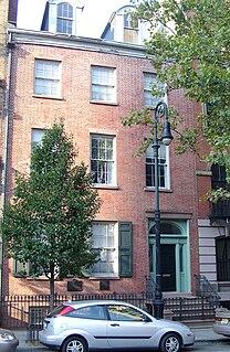 Hamilton Fish House United States historic place