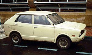 Subaru Rex Wikidata