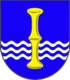 Coat of airms o Süderstapel