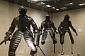 Suits of armour for riders Berlin museum.jpg