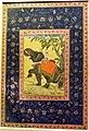 Sultan Akbar (1542-1605 CE) training an elephant. 18th century CE. From India. Islamic Art Museum (Museum für Islamische Kunst), Berlin.jpg