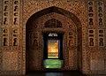 Sunset at Agra Fort.jpg