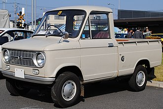 Suzuki Carry - 1965–1969 Suzulight Carry L20