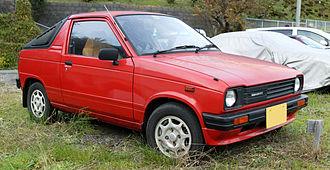 Suzuki Mighty Boy - Image: Suzuki Mighty Boy 001