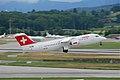 Swiss Avro RJ 100; HB-IXX@ZRH;08.06.2011 599ad (5832394987).jpg