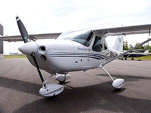 Symphony Aircraft Industries - The Symphony SA-160