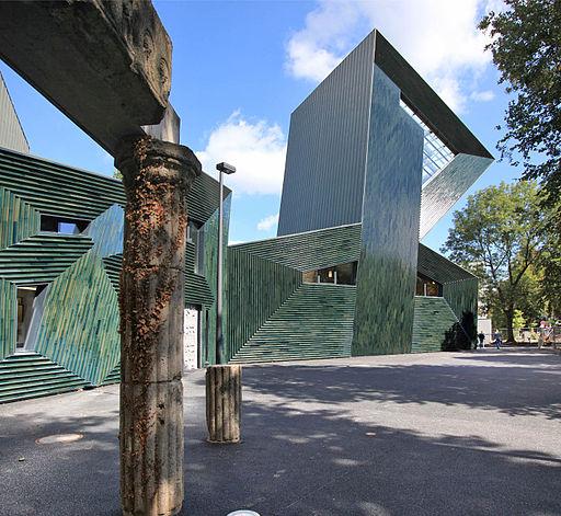 Synagogue Mainz Exterior1