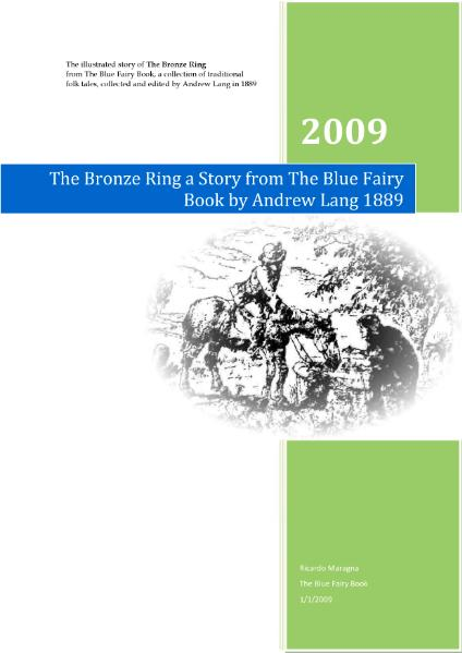 File:THE BRONZE RING a story from the Blue Fairy Book by Andrew Lang 1889.djvu
