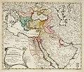 Tabula Geographica Imperii Turcici by Nicolas Friedrich Sauerbrey 1753.jpg