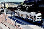 Light rail in Tacoma